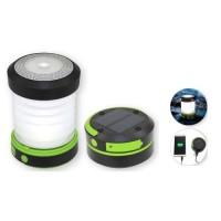 Соларна LED лампа 1W 65 lm с акумулатор 0,8Ah, USB charger, SOS опция