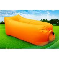 Надуваемо легло - lazy air sofa