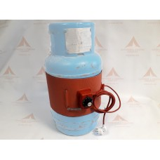 Подгряващ колан за битови газови бутилки