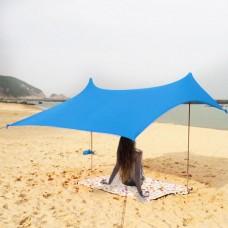 Плажна тента сенник