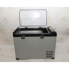 12V/24V Компресорен мобилен фризер/хладилник 42L