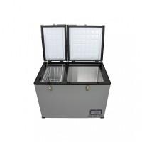 12V/24V/220V Компресорен мобилен фризер/хладилник 80L