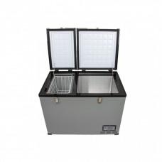 12V/24V/220V Компресорен мобилен фризер/хладилник 125L