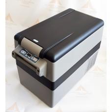 12V/24V/220V Компресорен мобилен фризер/хладилник 40L