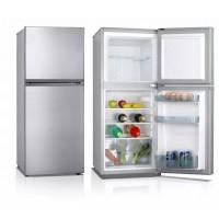 12V Компресорен хладилник с фризер 102L