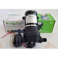 Хидрофорна водна помпа 12V, 10 L/m, 17 psi