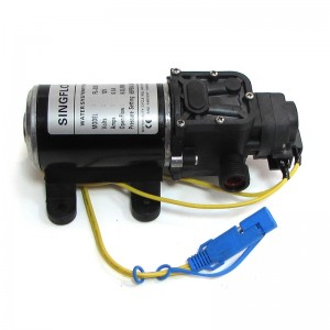 Хидрофорна водна помпа 12V, 6L/m за каравана, кемпер 2.4 Bar