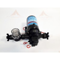Хидрофорна водна помпа 12V, 11.6 L/m, 3 мембранна