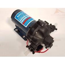 Хидрофорна водна помпа 12V, 11.4 L/m, 5 мембранна