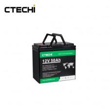 LiFePO4 Литиев-желязо-фосфатен акумулатор 12V 50Ah