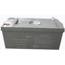 Тягов гелов акумулатор 12V 200Ah