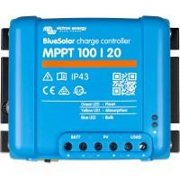 Соларен контролер Victron BluetSolar MPPT 100/20 (12/24V-20A)