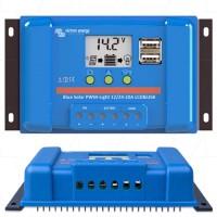 Соларен контролер Victron BlueSolar PWM LCD&USB 12/24V