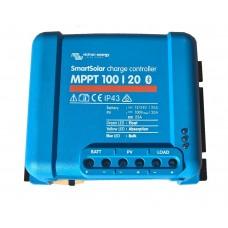 Соларен контролер Victron SmartSolar MPPT 100/20 (12/24V-20A) с Bluetooth