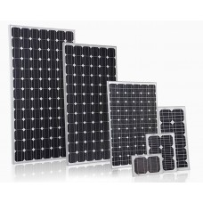 Монокристален соларен панел 100W